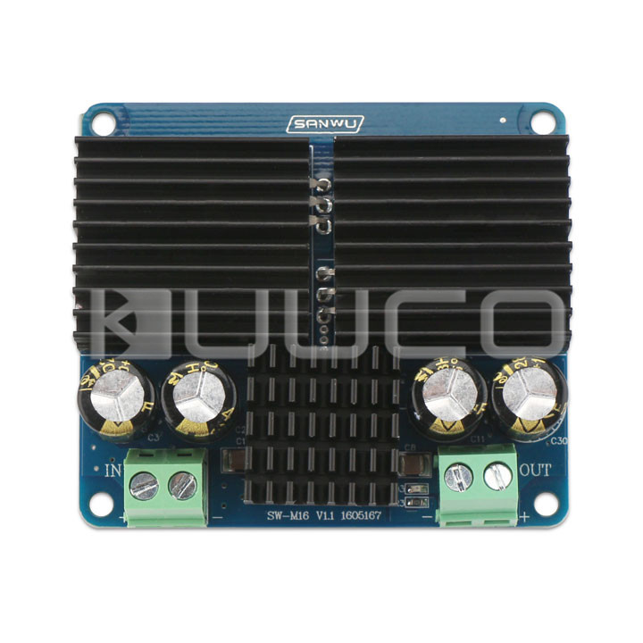 100W High Power Converter DC 10~32V to 15~35V 6A Boost Power Supply Module/Adjustable Voltage Regulator DC 12V 24V Adapter nc dc dc dc adjustable voltage regulator module integrated voltage meter 8a voltage stabilized power supply