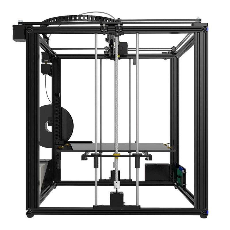 400*400*400mm Mis À Jour Tronxy X5S 3D Imprimante Kit D'impression Grand Taille Pleine Qualité Haute Précision extrudeuse DIY Double Z-axe Stable - 5