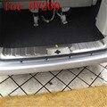 Нержавеющая Сталь автомобильный Задний бампер протектор порога багажник задний протектор протектора пластины педалей Стайлинг автомобил...