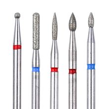 6 Pieces/set Diamond Grinding Head Grinding Machine Special Grinding Head Brush Tool dropshipping