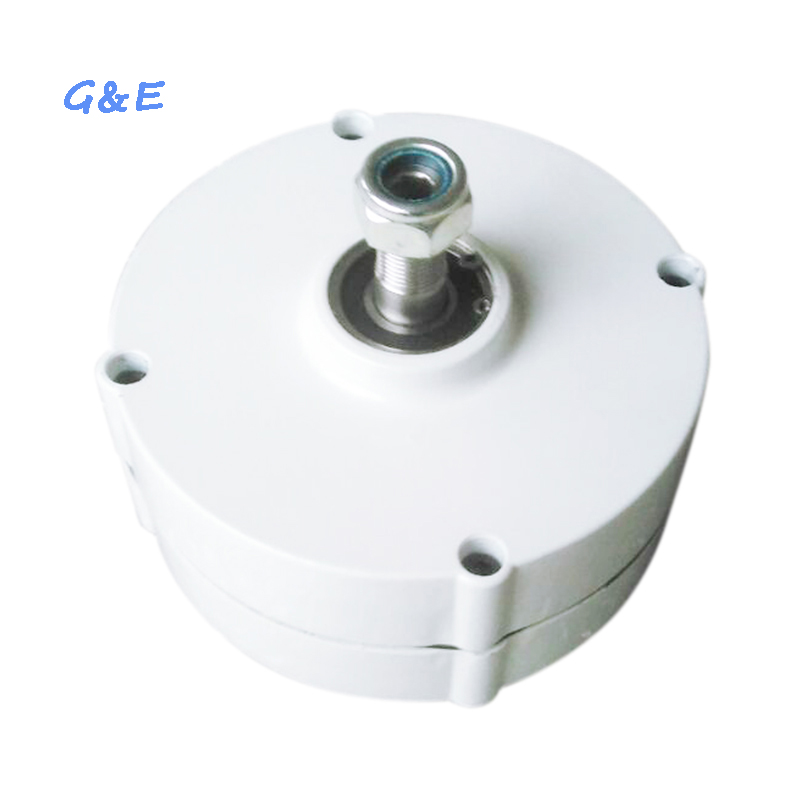 Small Power 200W Generator PMG Low Rpm Permanent Magnet Generator Alternator With DC Controller