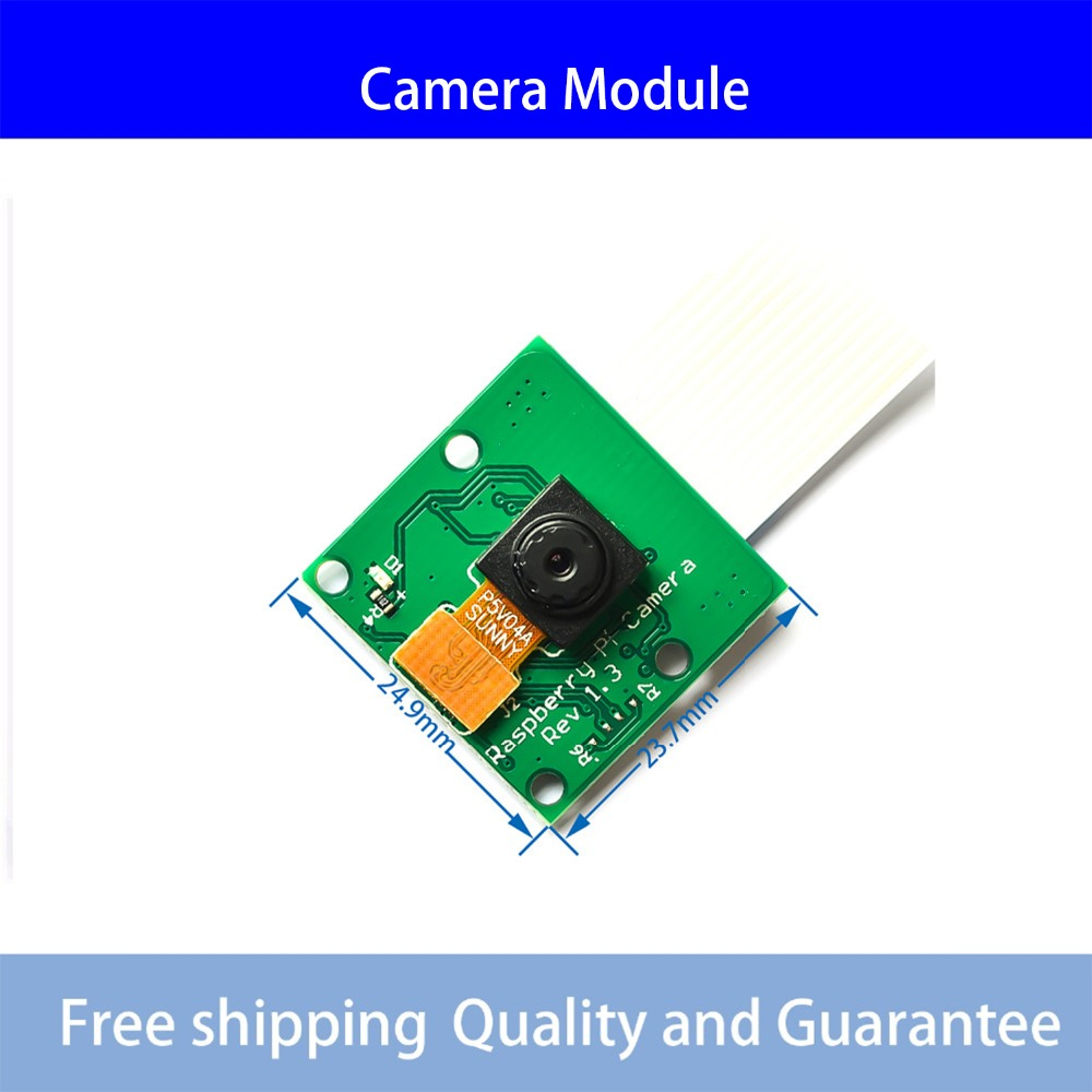 Raspberry Pi 3 Camera Module China Version Drop 500 Mega Pixel 15cm Cable