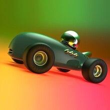 F1 Max Cool Car-borne Aromatherapy Expander Retro Creative Household Negative Ion Oxygen Bar Auto Ornaments