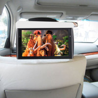 DC 12V Digital LED Screen Car Monitor Monitor Car Electronics Automobile HDMI Ultra Thin Headrest