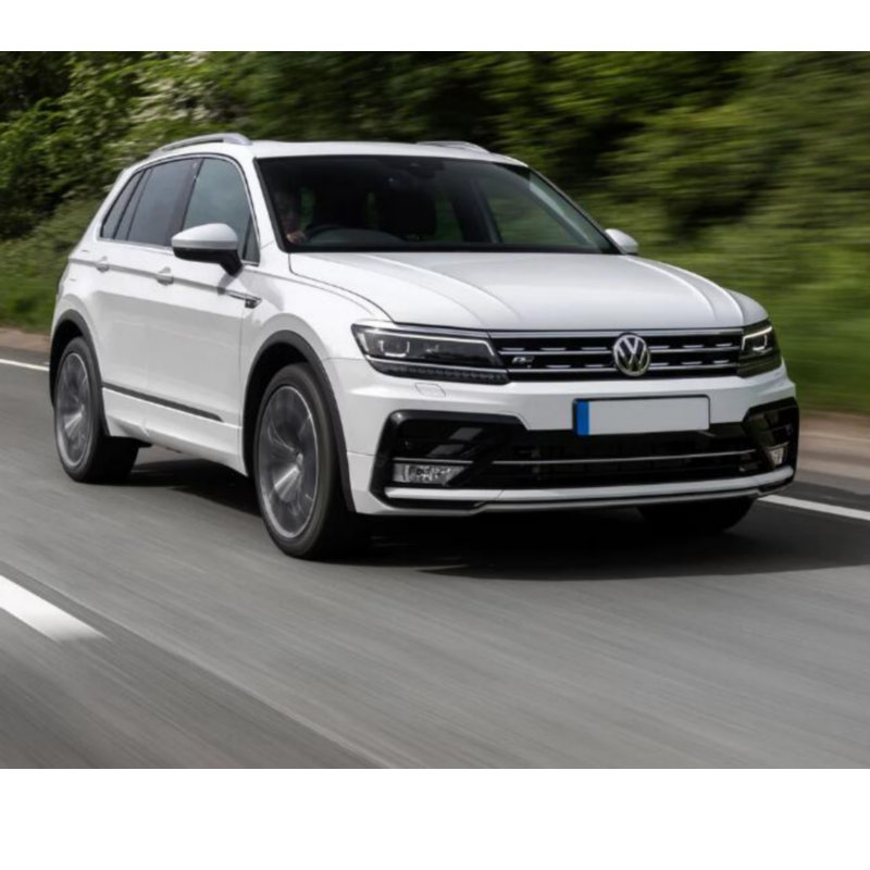 For Volkswagen TIGUAN ALLSPACE BW2 Car Led Interior Lights Auto Car Led Interior Dome Lights Bulbs For Cars Error Free 8pc