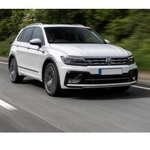 Для Volkswagen TIGUAN ALLSPACE BW2 Автомобильные светодиодные лампы для салона автомобиля без ошибок 8 шт