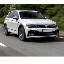 For Volkswagen TIGUAN ALLSPACE BW2 Car Led Interior Lights Auto interior dome lights bulbs for cars error free 8pc