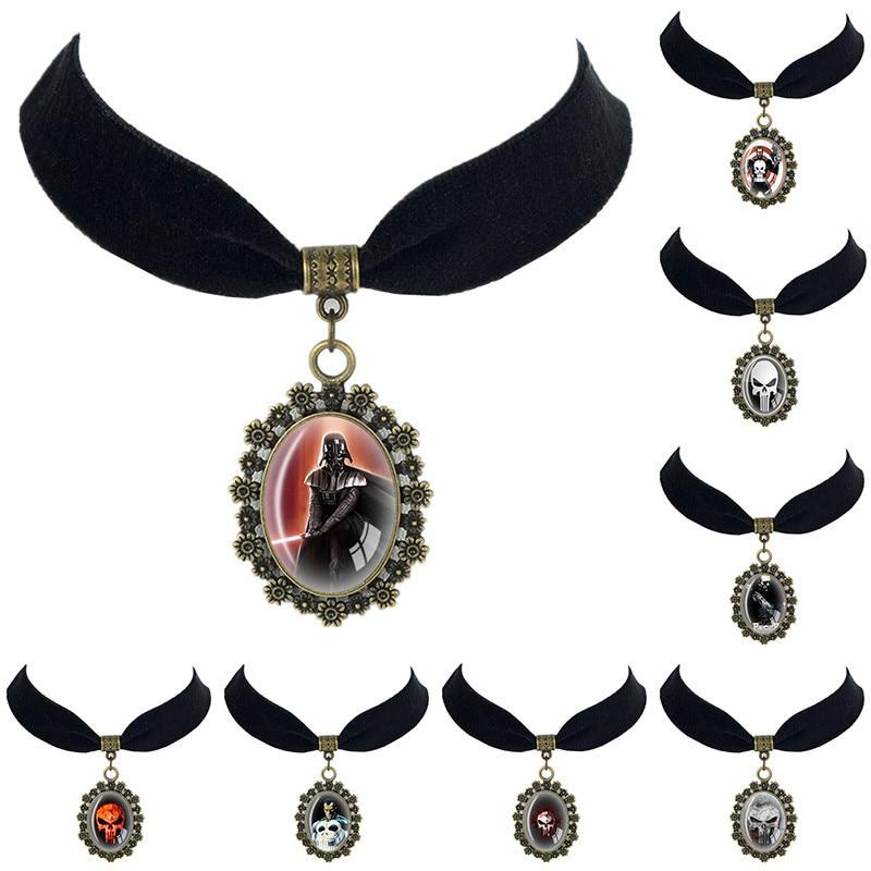 Звездные войны логотип ожерелья