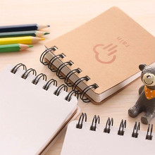 Mini Weather Forecast Paper Notebook