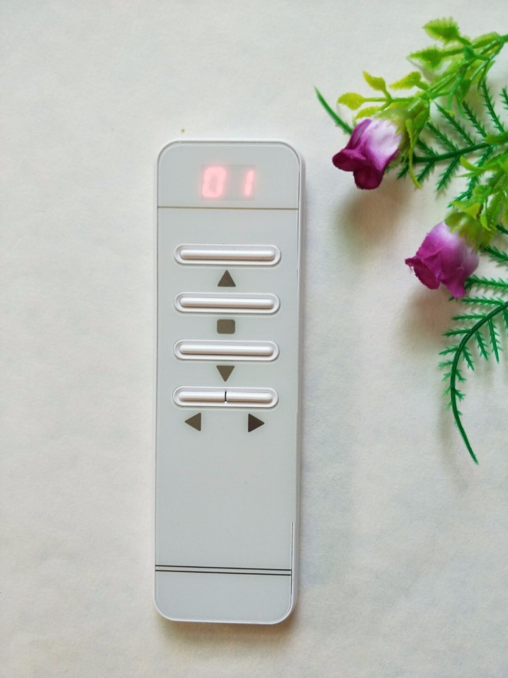 Image 5 - CENTURY AOKE AC 220V мотор двери гаража и проекционный экран и жалюзи RF беспроводной пульт дистанционного управления переключатель цифровой дисплей экранrf doorscreen switch220v wireless control switch  АлиЭкспресс