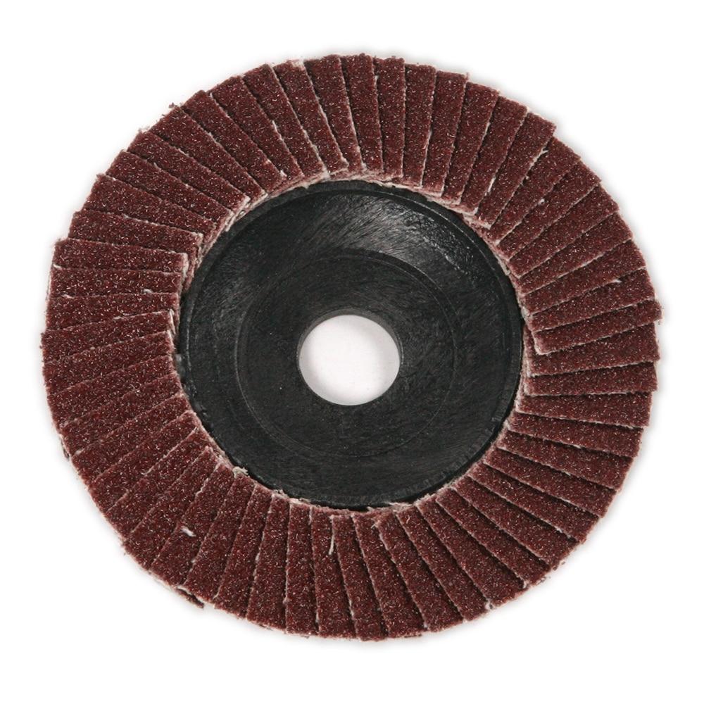Nauji 10 vnt / rinkinio šlifavimo disko švitrinis 4 '' elektrinis - Abrazyviniai įrankiai - Nuotrauka 4