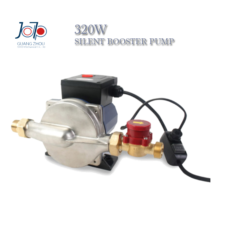 320W 100 Celsius Degree Household Automatic Quiet Water Heater Shower Booster Pump Cold Hot Water Solar Water Heater Circulation