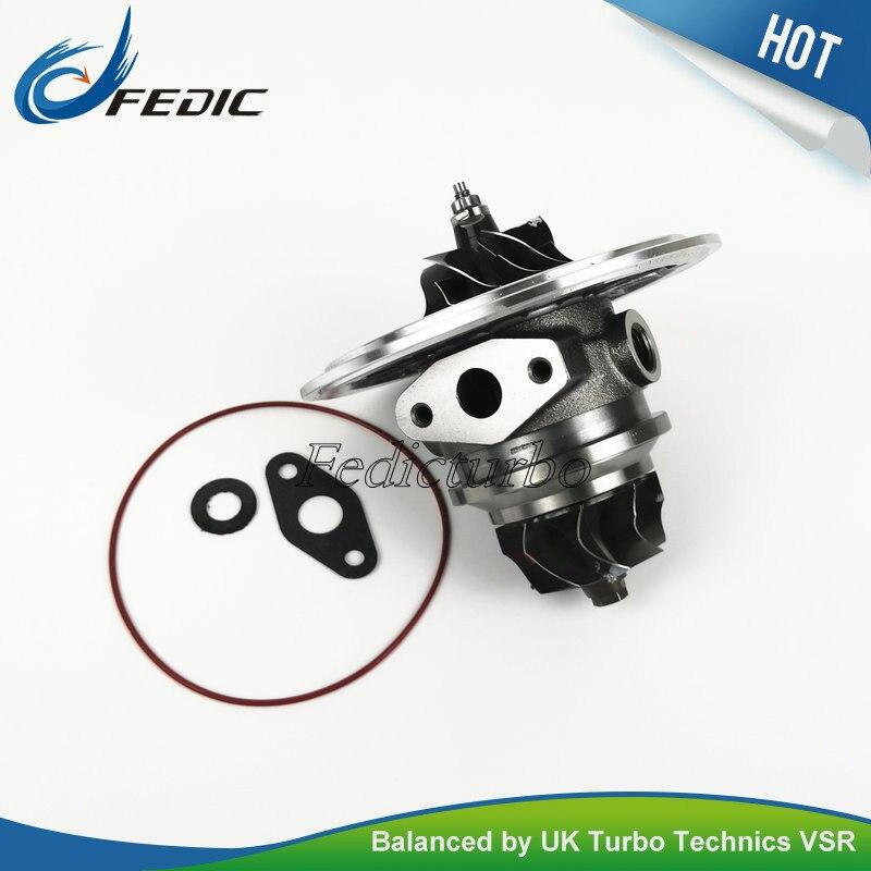 Water cooled GT22 736210 0009 1118300DL 1118300SBJ Turbo charger cartridge chra for Isuzu JMC Transit Pickup