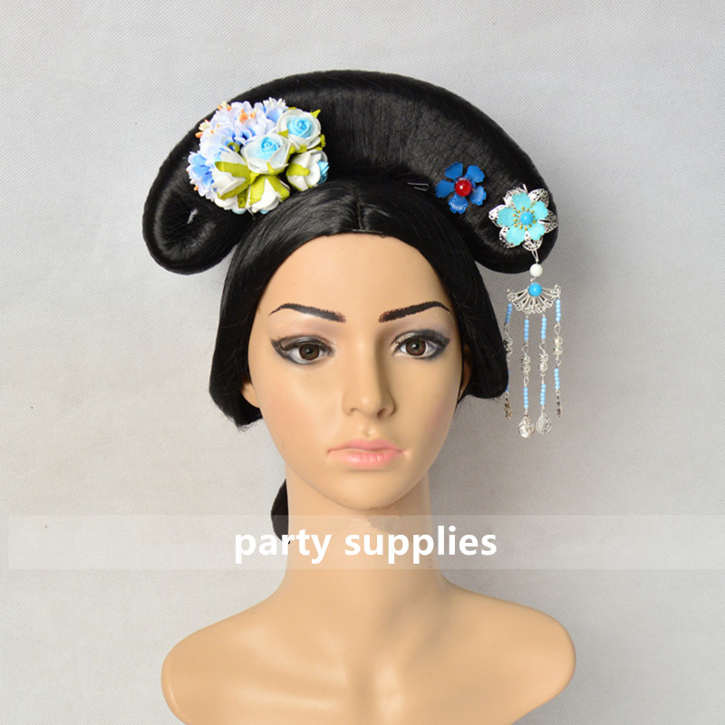Buy Cheap 1.1m Big Braid Long Black Braid Hair Qing Dynasty Hair Accessories Chinese Ancient Warrior Cosplay Accessories Kids Costumes & Accessories