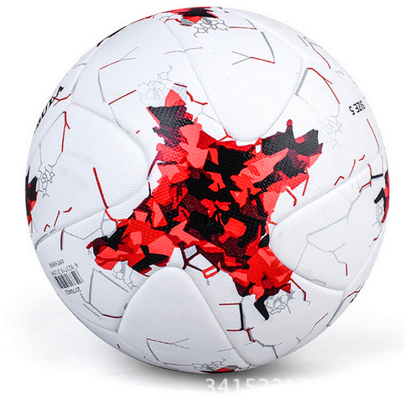 Soccer Ball Official Size 5 Football Premier PU Seamless Soccer Ball Goal Team Match Training Balls League Futbol Bola