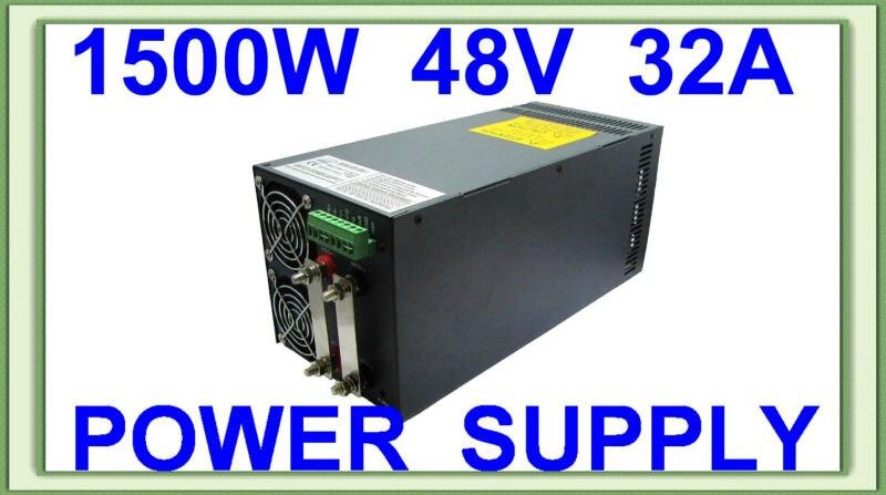 CE RoHS 1500 В Вт 48 В AC DC один выход светодио дный светодиодный драйвер импульсный источник питания с параллельной функцией