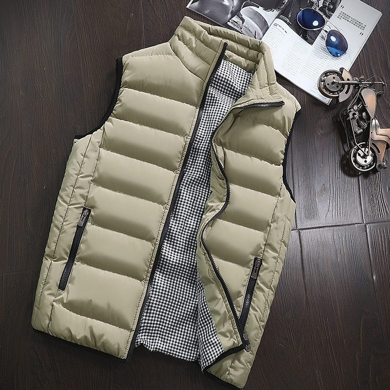 Zogaa Korean Fashion Man Clothes Slim Fit Zipper Men Winter Down Jacket Winter Coat Men Puffer Jacket Warm Casual Windbreaker