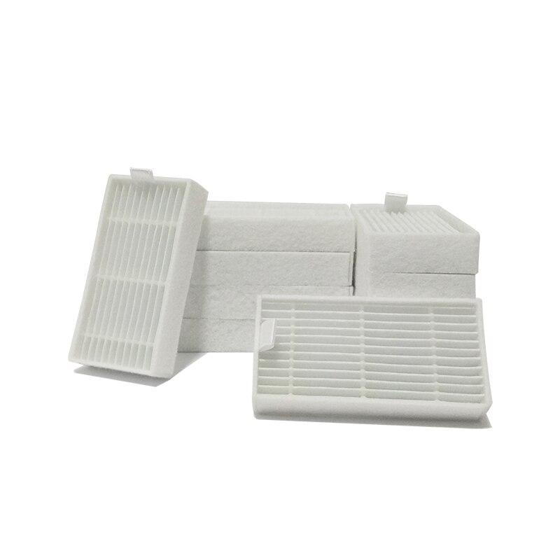 10 шт. hepa фильтр для ILIFE v1 v5 v5s v3s pro v3 x5 робот пылесос Запчасти для авто ilife hepa фильтр v3s pro v5s pro v50