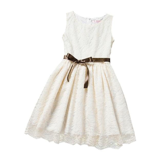 Weiß Spitze Baby Mädchen Kleid Für Kinder Kleidung Designs kinder ...