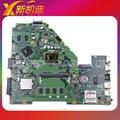 Para asus x550cl i3cpu rev2.0 madre del ordenador portátil con procesador probado completamente