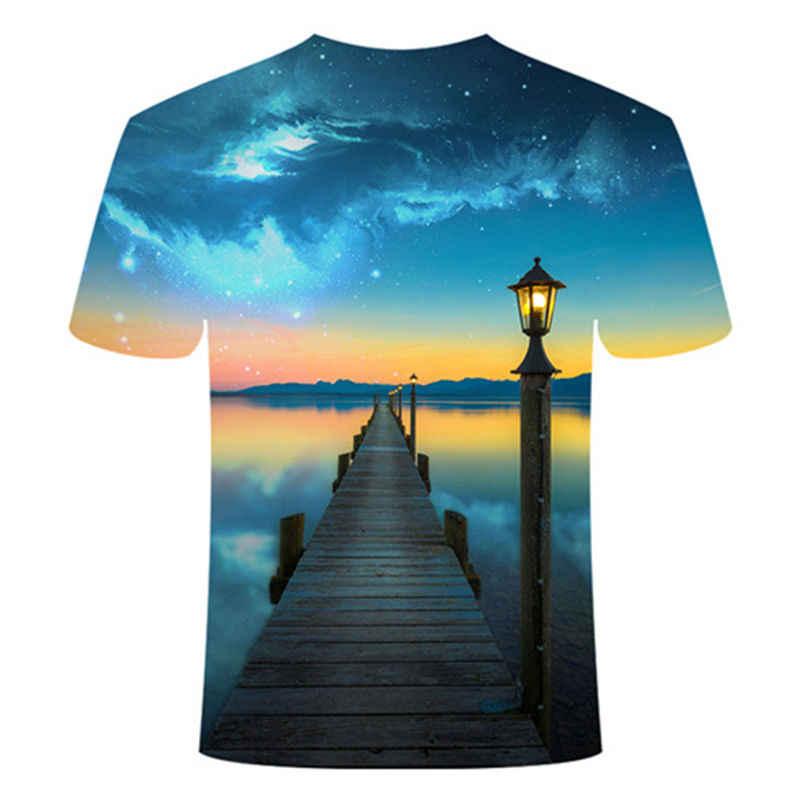 Azul Flamejante tshirt Dos Homens/Mulheres t camisa 3d t-shirt Casual Tops Anime Streawear Manga Curta Tshirt Asiático Plus- dos homens tamanho da roupa