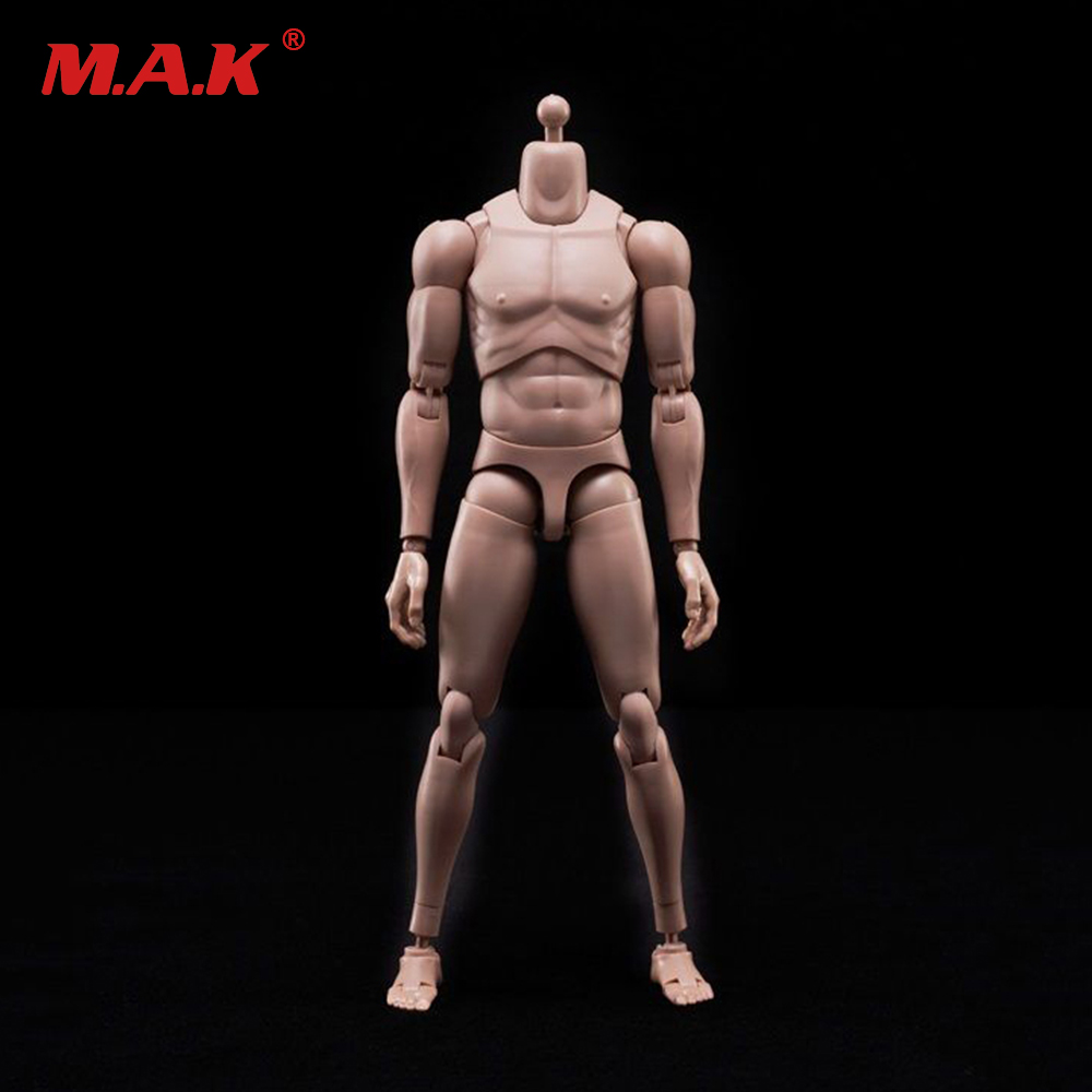 1//6 Highly Cost-Effective Edge Male Body Series MX02-A Figure Model Toy