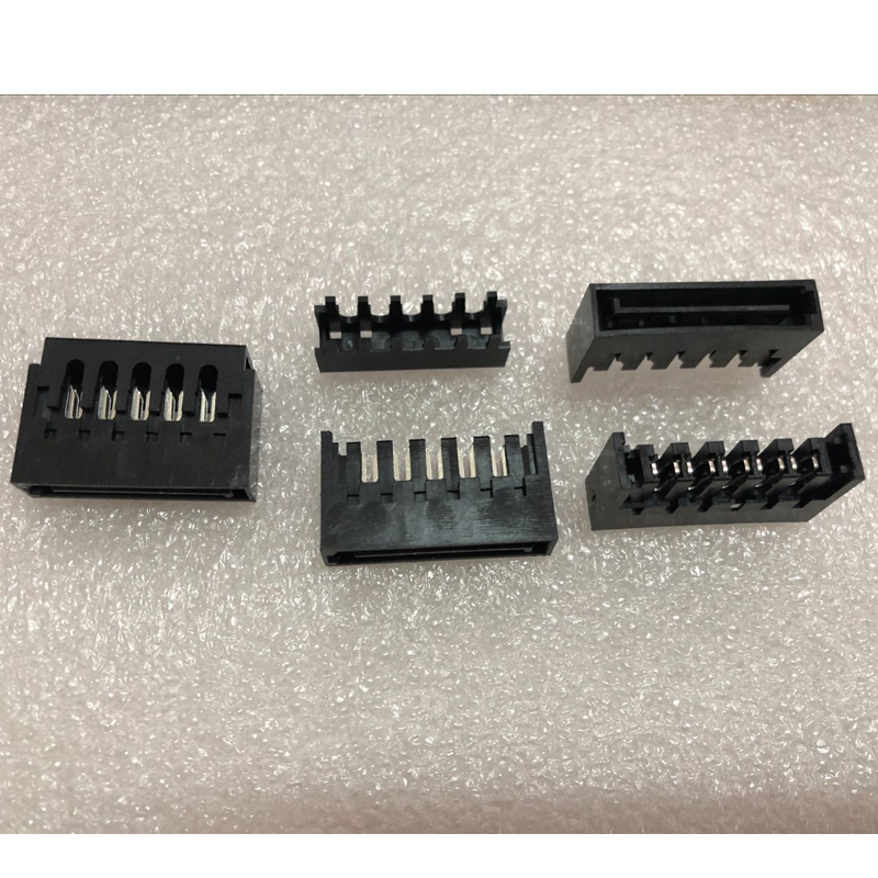 15Pin SATA Power Pierce Type Male Connector DIY No Solder Puncture With Copper Core For Hard Disk