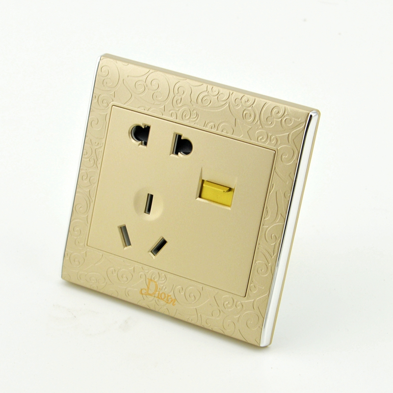 free shipping eu us au uk universal wall face plate outlet panel power supply socket charging. Black Bedroom Furniture Sets. Home Design Ideas