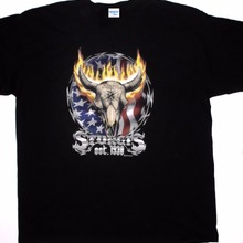 9cabfc4a0 2019 Hot Selling 100 % Cotton The New Fashion For Biker Week T-Shirt Cow