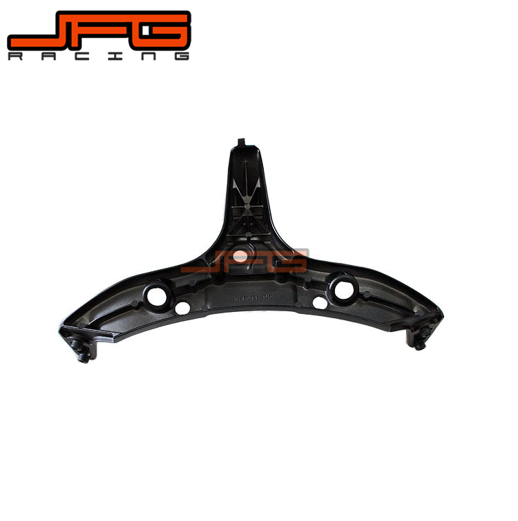 Motorcycle Front Upper Fairing Headlight Holder Brackets For HONDA CBR600RR CBR600 RR CBR 600 RR 2003 2004 2005 2006 03 04 05 06 for honda cbr 600 rr 2003 2004 injection abs plastic motorcycle fairing kit bodywork cbr 600rr 03 04 cbr600rr cbr600 rr cb18