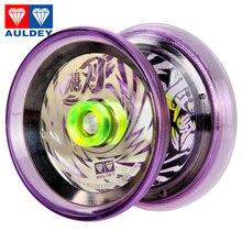 Auldey yoyo cyclone bord yoyo CNC métal KK roulement professionnel yoyo jouets accessoires spéciaux diabolo jonglage arbre latéral libre