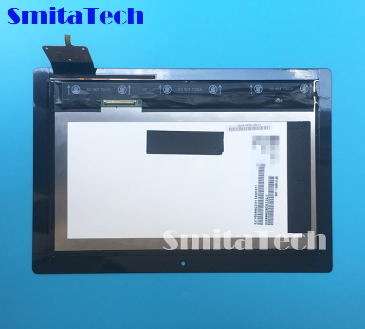10.1 inch LCD Display+Touch Screen Assembly For Lenovo S6000 BP101WX1-206 Tablet PC screens 15 inch t150xg01 v 2 lcd display screens