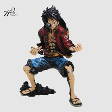 Anime Banpresto One Piece King of Artist The Monkey D. Luffy Color Version PVC Figure Collectible Model Toy