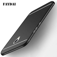 For Meizu Mx6 Case Protecter Luxury Hard Back Cases Plastic Matte PC Full Cover Case For