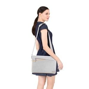 Image 5 - MOSISO Large Capacity Laptop Shoulder Bag 11 12 13 14 15 15.6 inch Waterproof Notebook Bag for MacBook/Dell/HP/Lenovo/Acer/Asus