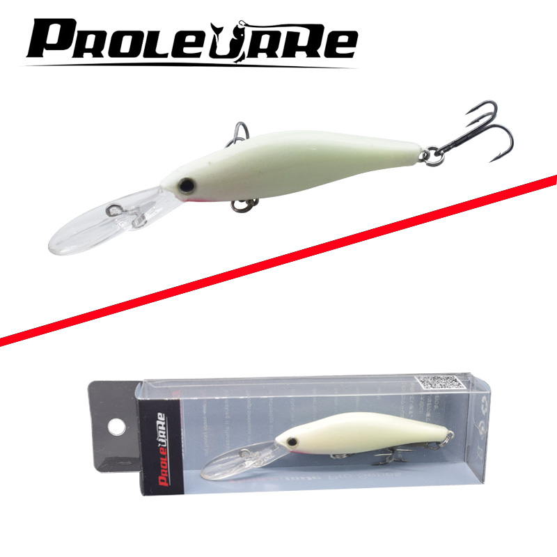 1pcs 9cm 7.3g Luminous Floating Laser Minnow Hard Fishing Lures 3D Eyes Aritificial Wobblers Crankbait Plastic Baits Pesca Isca 9pcs lifelike plastic hard crank floating wobblers double fishing hook artificial fishing lures baits crankbait 1 8 4g pesca