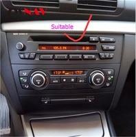 Android 8,0 автомобиль gps dvd плеер радио анти ослепительно ips Экран для BMW 1 серии E81 E82 E87 E88 116i 118i 120i 130i 2004 2012