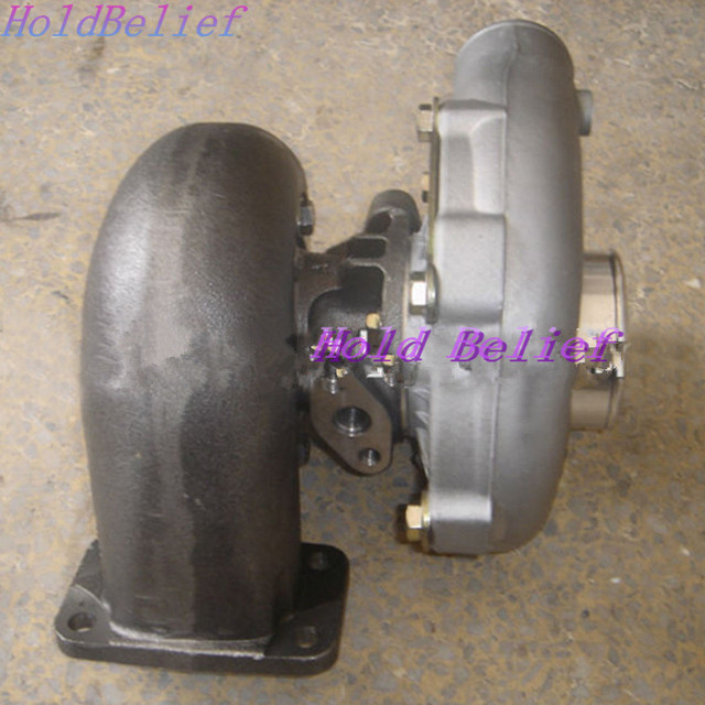 Turbo Turbocharger For New Holland Tractor 6610 6710 7610 7710 ... on