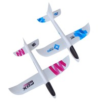 48MM Plastic Airbus Airplane Aircraft Model Plane Universal Airplane Toys for Kids