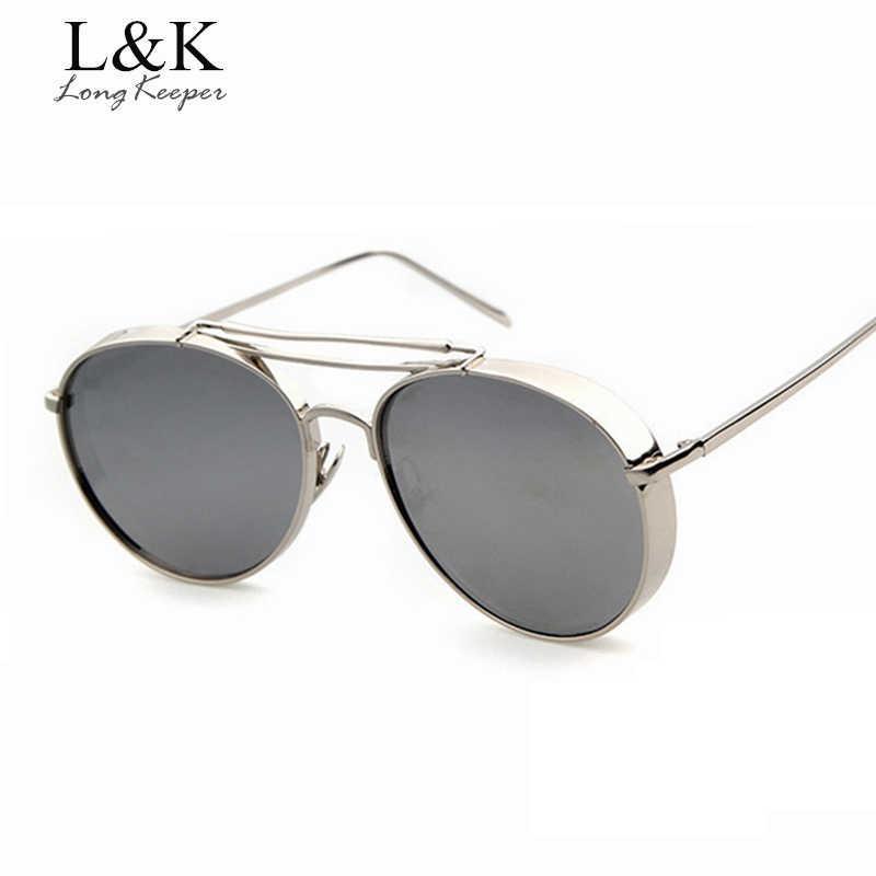 Tiempo guardián Steampunk Gafas para hombres y mujeres de Punk de vapor  gafas de sol de f859cd63e9