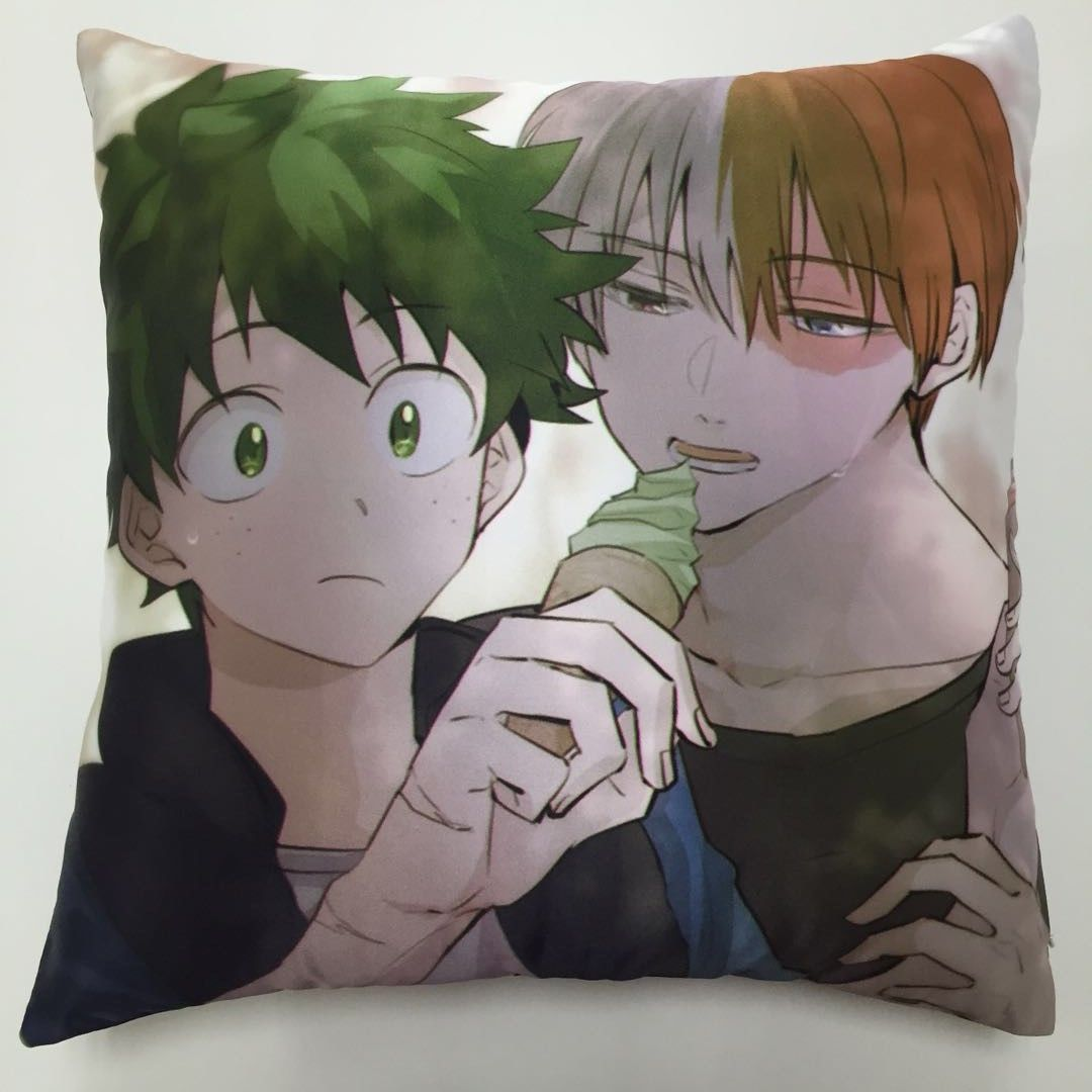 Boku no Hero Academia double sided Pillow cushion Case Cover cosplay 49