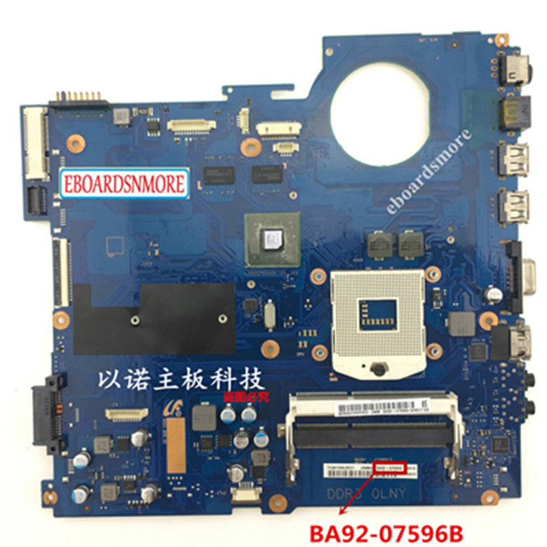 For Samsung NP-RC410 RC410 Motherboard,BA92-07596A BA92-0759B,Jinmao_L BA41-01433A for Intel HD graphics.SHELI store