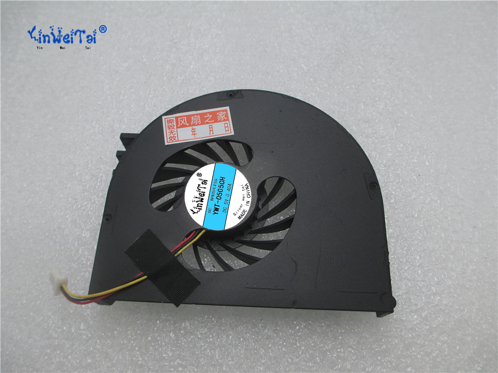 Image 3 - New and Original CPU cooler for Dell Inspiron 15 15R N5110 M5110 laptop cooling fan MF60090V1 C210 G99 DFS501105FQ0T KSB0505HA-in Fans & Cooling from Computer & Office