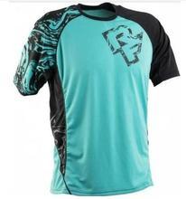 Uomo MTB downhill jersey Motocross Ciclismo Manica Corta Abbigliamento T-Shirt motocross Estate