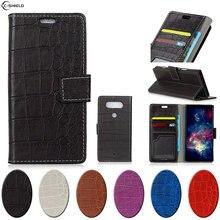 Flip Case For LG Q8 Q 8 Case Mobile Phone
