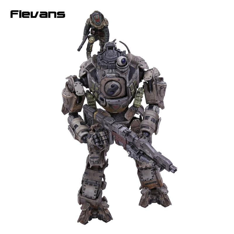 SQUARE ENIX Play Arts KAI Titanfall ATLAS PVC Action Figure Collectible Model Toy 27cm