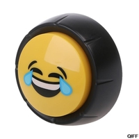 Novelty Big Laugh Button Laugh Sound Button Desktop Sound Toy Baby Toy Great For Parents Co Workers Gag Joke May06