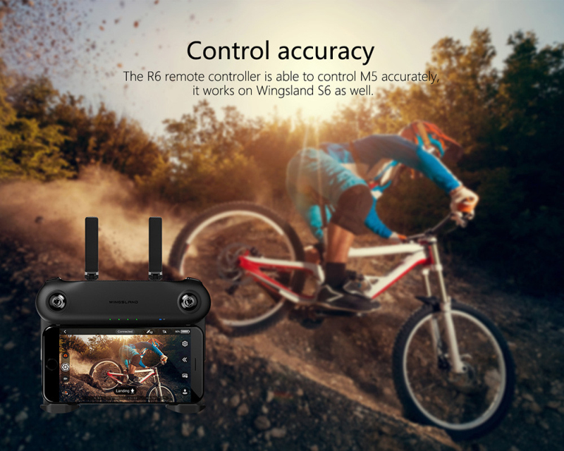 professional Wifi FPV Drone M5 Wifi FPV Selfie Smart Drone APP control With 720P HD Camera Optical Flow GPS RC Quadcopter gifts