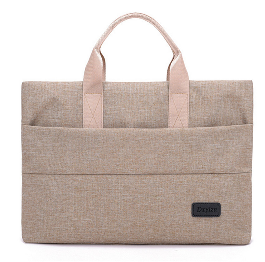 Oxford Cloth Notebook Bag Business Laptop Bag For Men And Women