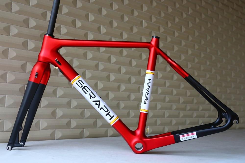 SERAPH marke Fabrik direktverkauf FM105 D 2016 carbon cyclocross ...
